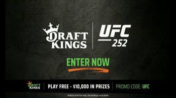 DraftKings TV Spot, 'UFC 252: $10,000 Pool' - Thumbnail 3
