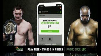 DraftKings TV Spot, 'UFC 252: $10,000 Pool' - Thumbnail 4