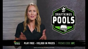 DraftKings TV Spot, 'UFC 252: $10,000 Pool' - Thumbnail 7