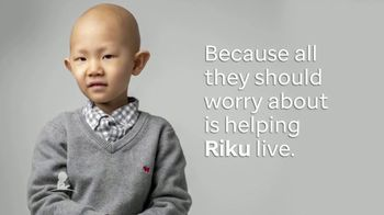 St. Jude Children's Research Hospital TV Spot, 'Childhood Cancer Awareness Month: Riku' - Thumbnail 6