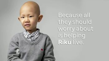 St. Jude Children's Research Hospital TV Spot, 'Childhood Cancer Awareness Month: Riku' - Thumbnail 7