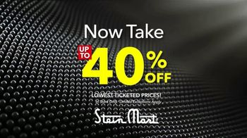 Stein Mart TV Spot, 'Going Out of Business: Up to 40% Off' - Thumbnail 3