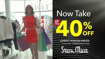 Stein Mart TV Spot, 'Going Out of Business: Up to 40% Off' - Thumbnail 4