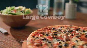 Papa Murphy's Cowboy Pizza TV Spot, 'Chow Down' - Thumbnail 7