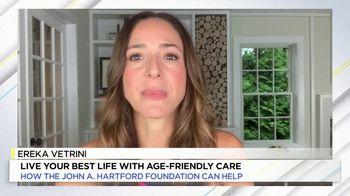The John A. Hartford Foundation TV Spot, 'Live Your Best Life' - Thumbnail 3