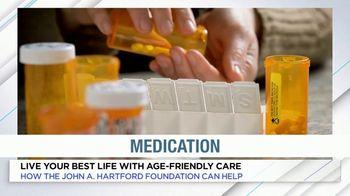 The John A. Hartford Foundation TV Spot, 'Live Your Best Life' - Thumbnail 8