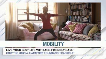 The John A. Hartford Foundation TV Spot, 'Live Your Best Life' - Thumbnail 9