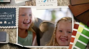 La-Z-Boy Labor Day Sale TV Spot, 'Solutions: Up to 25% Off' - Thumbnail 2