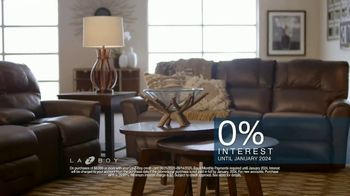 La-Z-Boy Labor Day Sale TV Spot, 'Solutions: Up to 25% Off' - Thumbnail 9