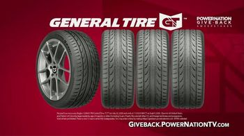 PowerNation Give Back Sweepstakes TV TV Spot, 'Free Set of Tires' - Thumbnail 3