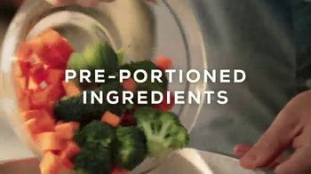 Home Chef Oven-Ready Meals TV Spot, 'Dinner Made Easy'