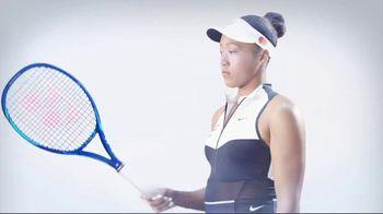 YONEX EZONE TV Spot, 'Seize the Power' Featuring Naomi Osaka