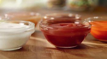 McDonald's $1 $2 $3 Dollar Menu TV Spot, 'Dip in Any Sauce' - Thumbnail 3