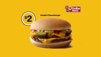 McDonald's $1 $2 $3 Dollar Menu TV Spot, 'Dip in Any Sauce' - Thumbnail 7