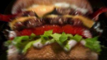 Carl's Jr. BLT Ranch Double Cheeseburger TV Spot, 'Beef Zone' - Thumbnail 7