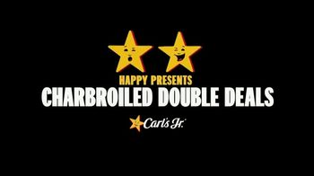 Carl's Jr. Charbroiled Double Deals TV Spot, 'Feed Your Happy' - Thumbnail 1