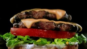 Carl's Jr. Charbroiled Double Deals TV Spot, 'Feed Your Happy' - Thumbnail 2