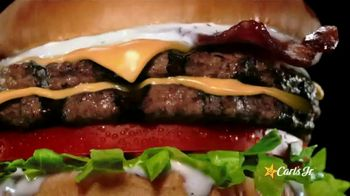 Carl's Jr. Charbroiled Double Deals TV Spot, 'Feed Your Happy' - Thumbnail 4