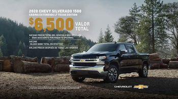 2020 Chevrolet Silverado TV Spot, 'Gasolinera' [Spanish] [T2] - Thumbnail 5