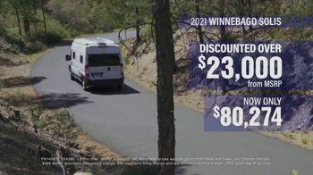 La Mesa RV TV Spot, '2021 Winnebago Solis'