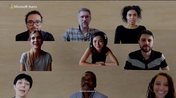 Microsoft Teams TV Spot, 'More Ways to Be a Team' Song by Club Yoko - Thumbnail 8