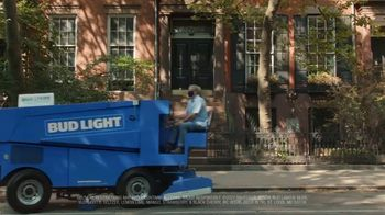 Bud Light TV Spot, 'The Bud Light Zamboni' Song by Eric Starczan - Thumbnail 9