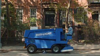 The Bud Light Zamboni