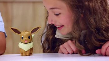 My Partner Eevee TV Spot, \'Bond and Train\'