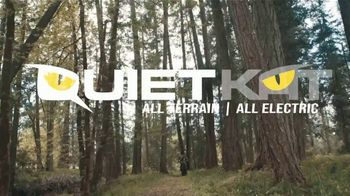 QuietKat Electric Bike TV Spot, 'Game Changer' - Thumbnail 8