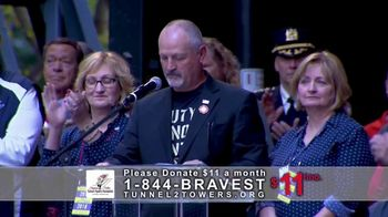 Stephen Siller Tunnel to Towers Foundation TV Spot, 'Mortgage-Free Homes' Ft. Rudy Giuliani