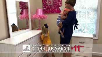 Stephen Siller Tunnel to Towers Foundation TV Spot, 'Mortgage-Free Homes' Ft. Rudy Giuliani - Thumbnail 5