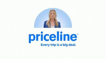 Priceline.com TV Spot, 'Important Time to Save' Featuring Kaley Cuoco - Thumbnail 9