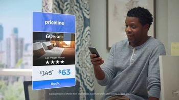 Priceline.com TV Spot, 'Important Time to Save' Featuring Kaley Cuoco