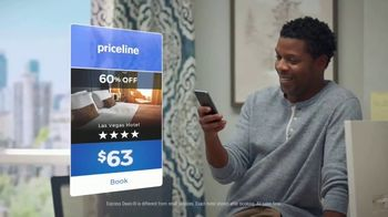 Priceline.com TV Spot, 'Important Time to Save' Featuring Kaley Cuoco - Thumbnail 3