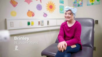 St. Jude Children's Research Hospital TV Spot, 'Childhood Cancer Awareness Month: Brinley' - Thumbnail 1