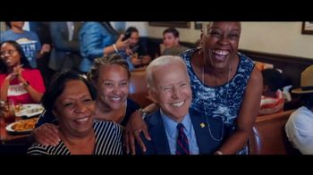 Biden for President TV Spot, 'Keep Up' - 3 commercial airings