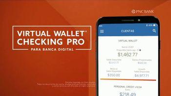 PNC Financial Services Virtual Wallet TV Spot, 'Checa en lo que gastas' [Spanish] - Thumbnail 4
