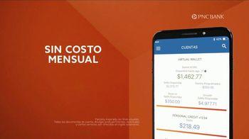 PNC Financial Services Virtual Wallet TV Spot, 'Checa en lo que gastas' [Spanish] - Thumbnail 5