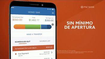 PNC Financial Services Virtual Wallet TV Spot, 'Checa en lo que gastas' [Spanish] - Thumbnail 6