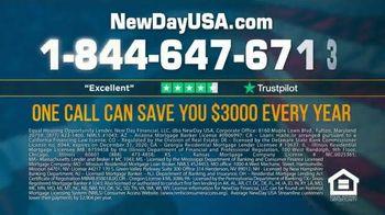 NewDay USA VA Streamline Refi TV Spot, 'Record Lows: Save $250 a Month' - Thumbnail 7