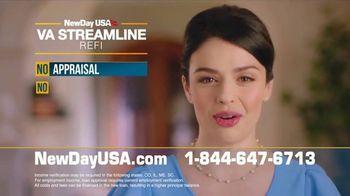 NewDay USA VA Streamline Refi TV Spot, 'Record Lows: Save $250 a Month' - Thumbnail 3