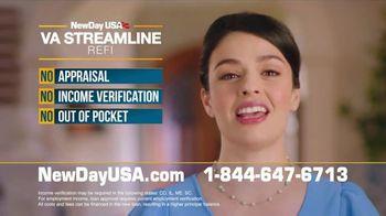 NewDay USA VA Streamline Refi TV Spot, 'Record Lows: Save $250 a Month' - Thumbnail 4