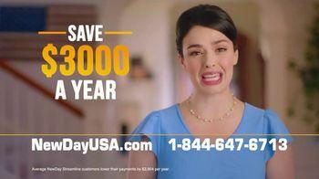 NewDay USA VA Streamline Refi TV Spot, 'Record Lows: Save $250 a Month' - Thumbnail 5