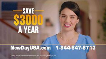 NewDay USA VA Streamline Refi TV Spot, 'Record Lows: Save $250 a Month' - Thumbnail 6