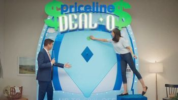 Priceline.com TV Spot, 'Always a Winner: Up to 60%' Featuring Kaley Cuoco