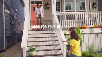Lowe's TV Spot, 'Labor Day: Change Is in the Air: Mulch' - Thumbnail 6