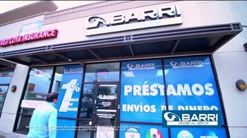 Barri Financial Group TV Spot, 'Envios' [Spanish] - Thumbnail 1