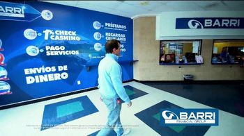 Barri Financial Group TV Spot, 'Envios' [Spanish]