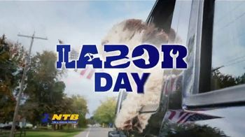 National Tire & Battery (NTB) Labor Day Savings TV Spot, 'Buy Two, Get Two Free' - Thumbnail 7