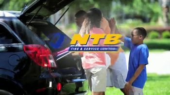 National Tire & Battery (NTB) Labor Day Savings TV Spot, 'Buy Two, Get Two Free' - Thumbnail 3
